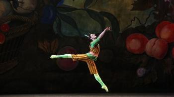 Балет ЧИПОЛЛИНО | Новосибирский театр оперы и балета