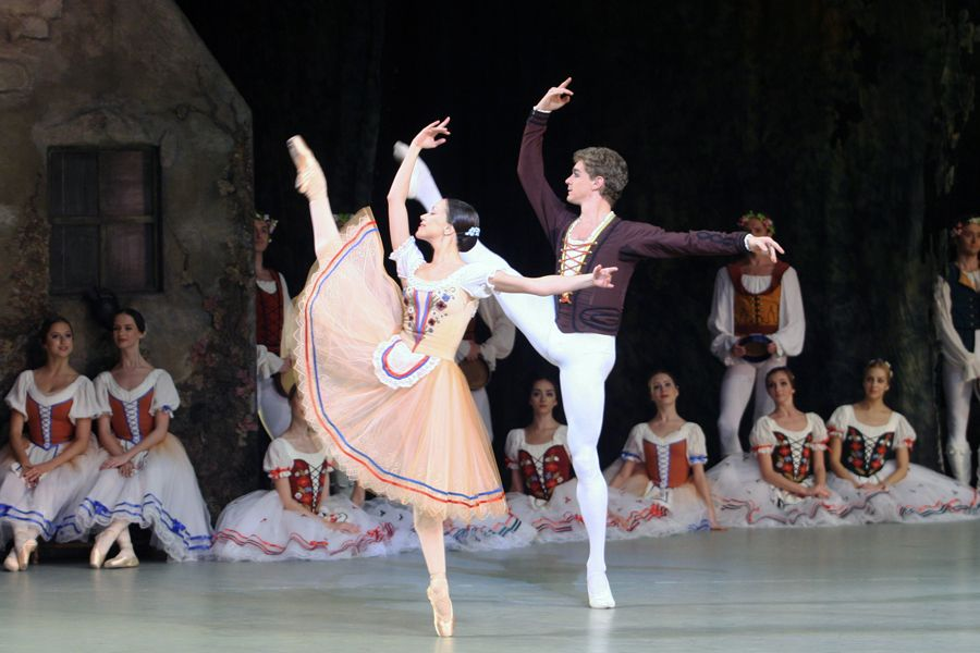 жизель балет мариинский театр билеты