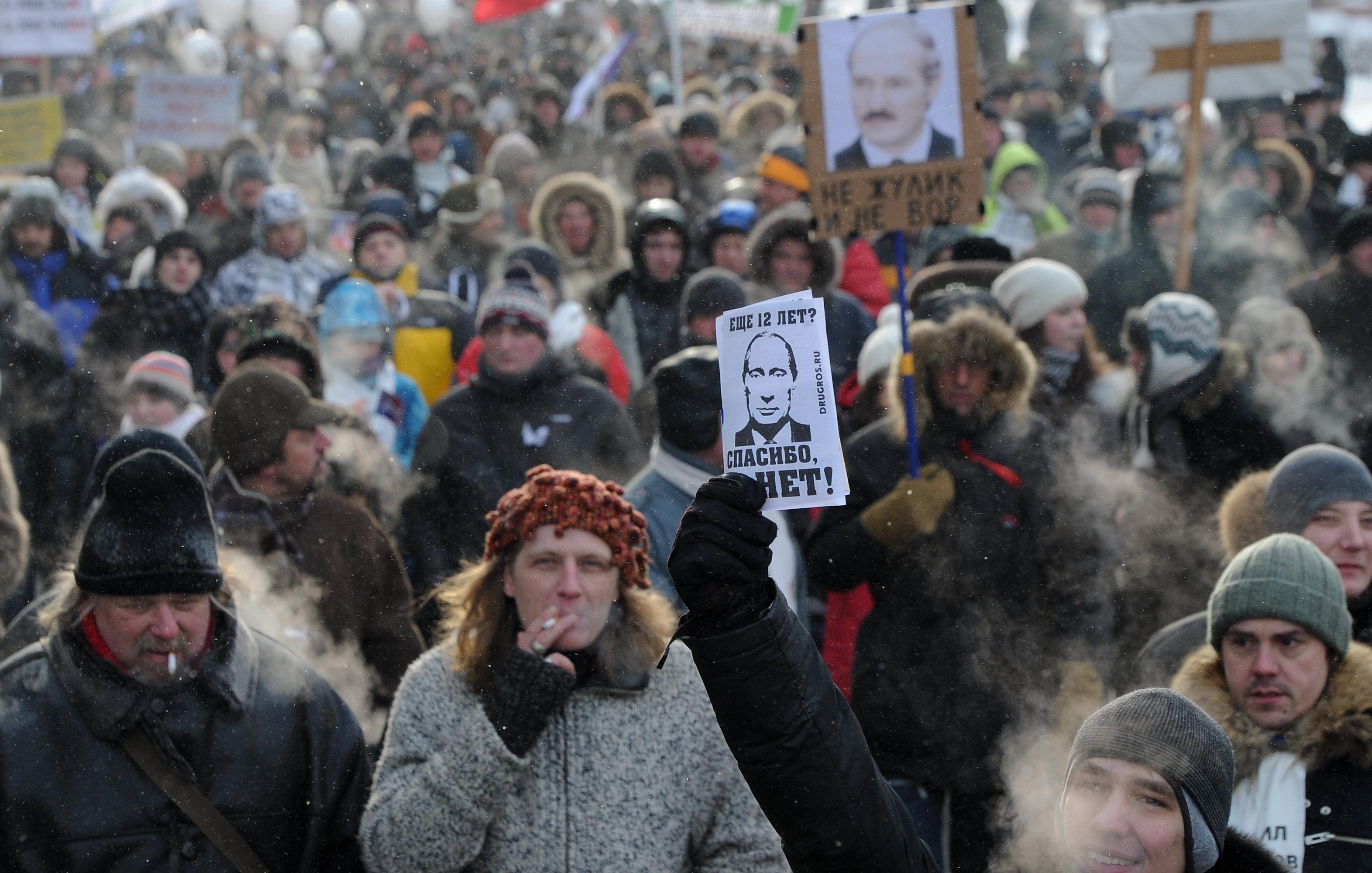 В России формируется новая контрэлита